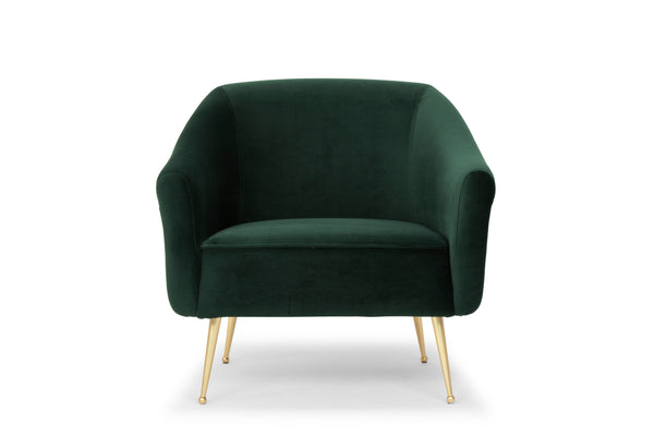 Lexi Emerald Green Armchair