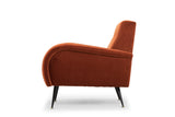Harvey Rust Armchair