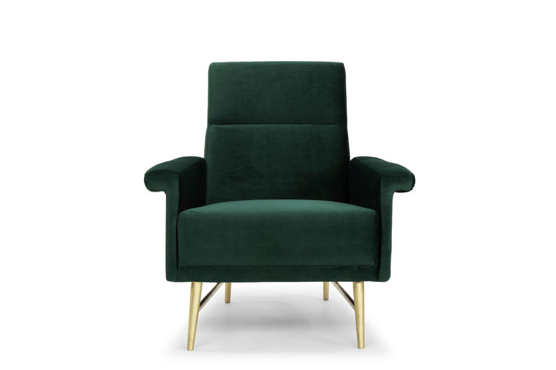 Morgan Emerald Green Armchair