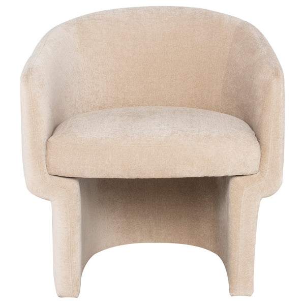 Amy Armchair - Almond