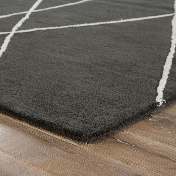 Hollis Navonna Dark Grey Rug