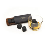 Dark Granulate Whiskey Stones
