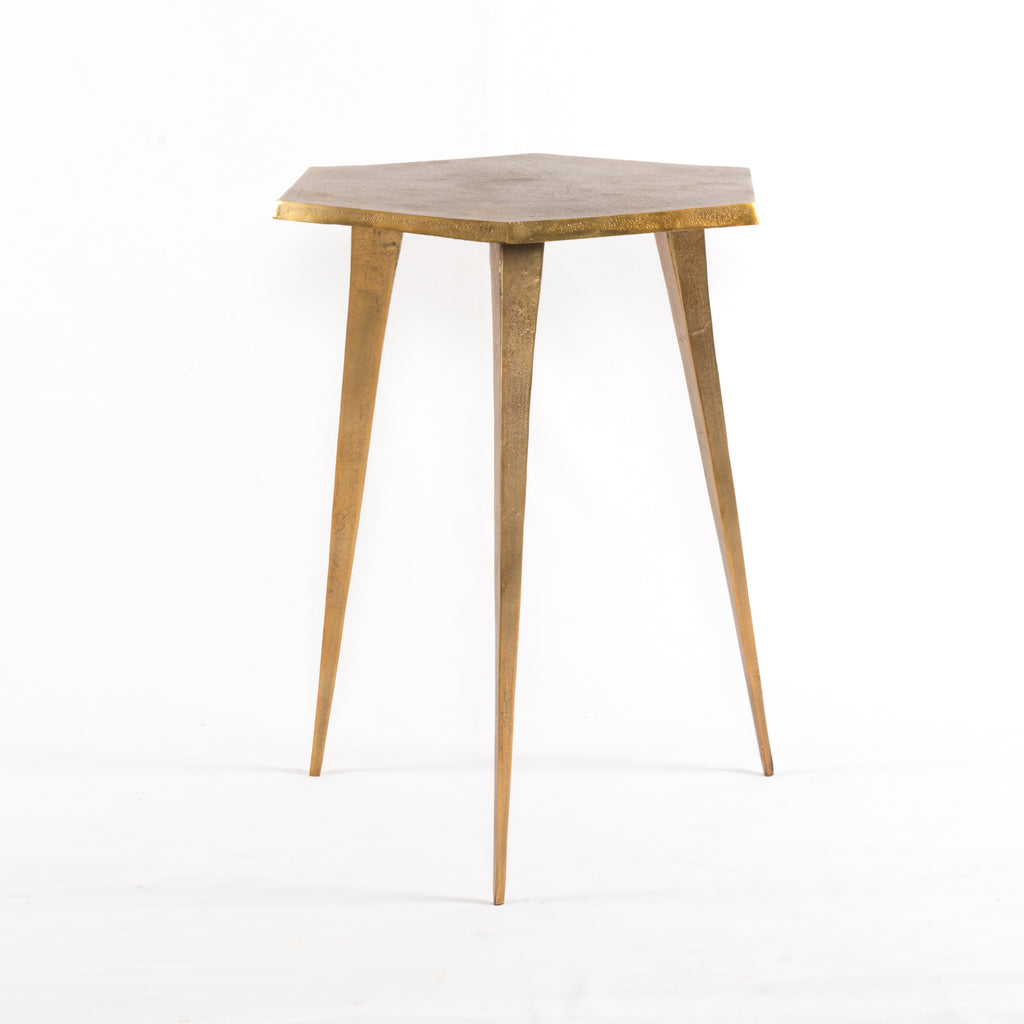 Hex Side Table ...