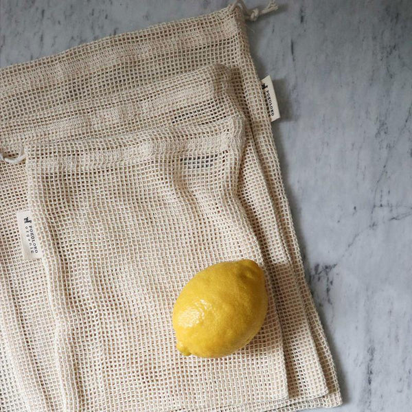 Mesh Eco Bag - Variety Pack of 4