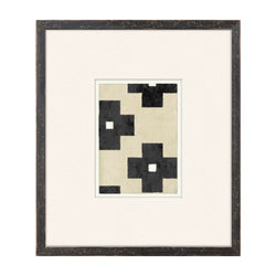 Geometry Lessons I Framed Print