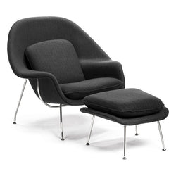 Cocoon Lounge Chair Charcoal