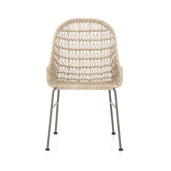 Mandara Dining Chair - Vintage White