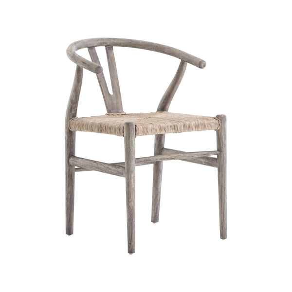 Meeka Dining Chair - Weathered Teak