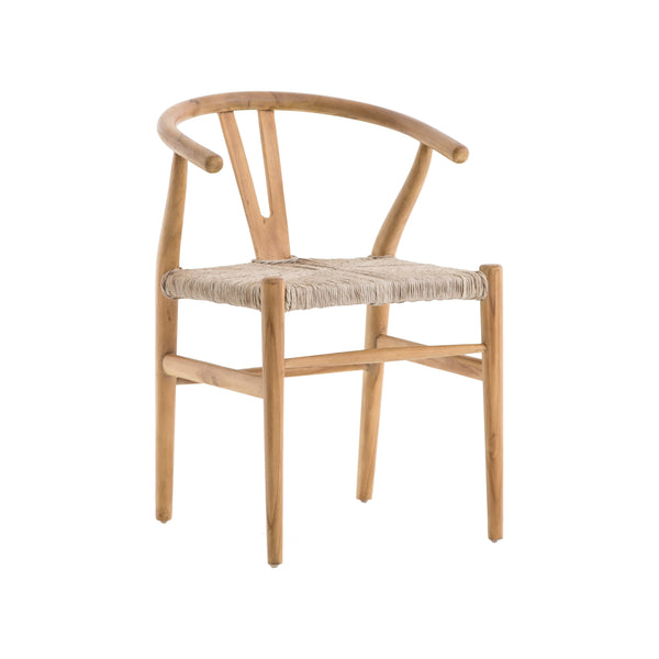 Meeka Dining Chair - Natural Teak