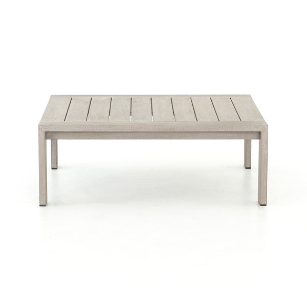 Patterson Outdoor Coffee Table - Grey