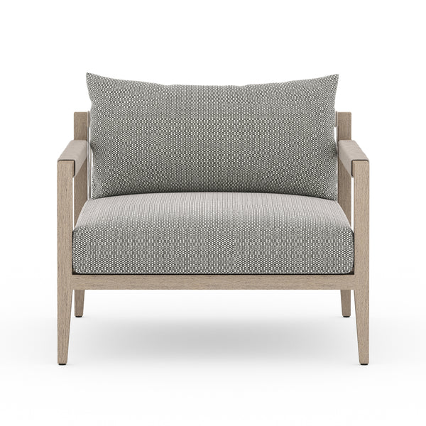 Greenboro Outdoor Armchair - Ash