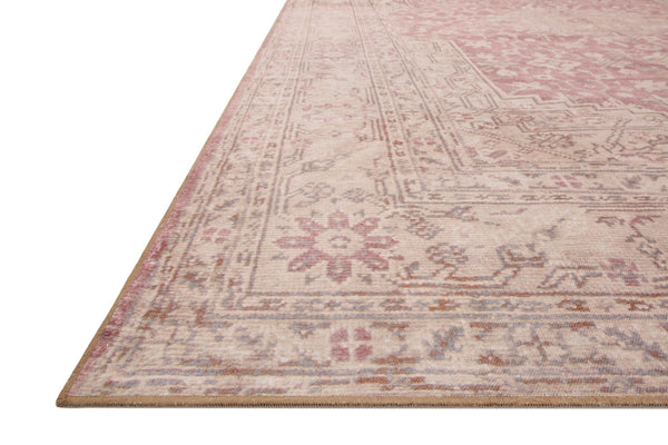 Lucca Terracotta/Ivory Rug