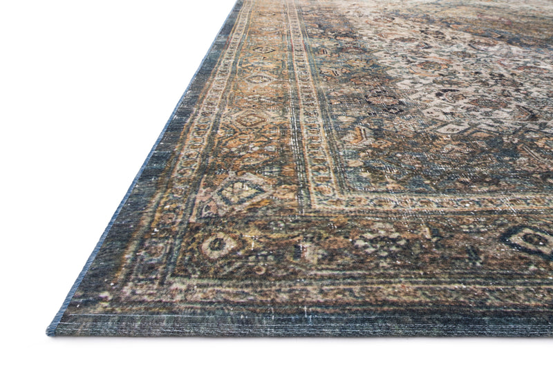 Lucca Ivory/Multi Rug