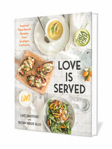 Love Is Served Cook Book