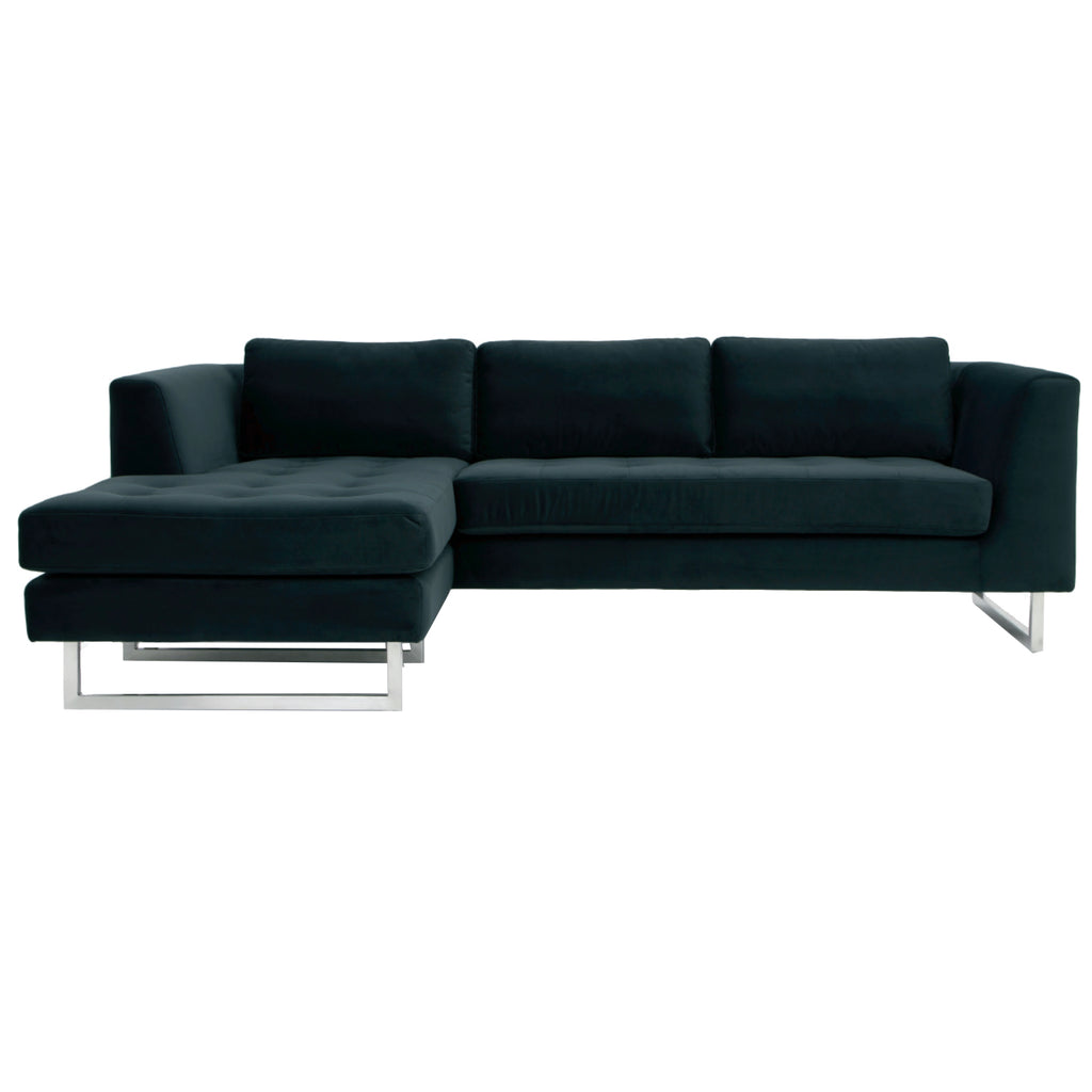 Matthew Sectional Shadow Grey