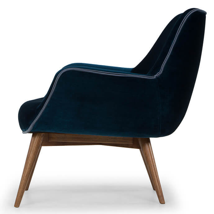 Miranda Chair Midnight Blue