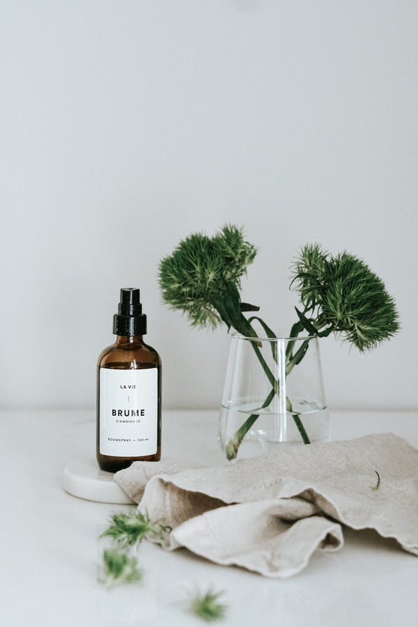 Rosemary Grapefruit Mist