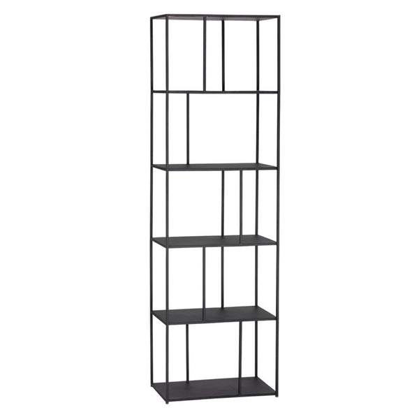 Regan Small Bookcase - Black