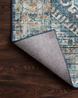 Skye Denim/Natural Rug