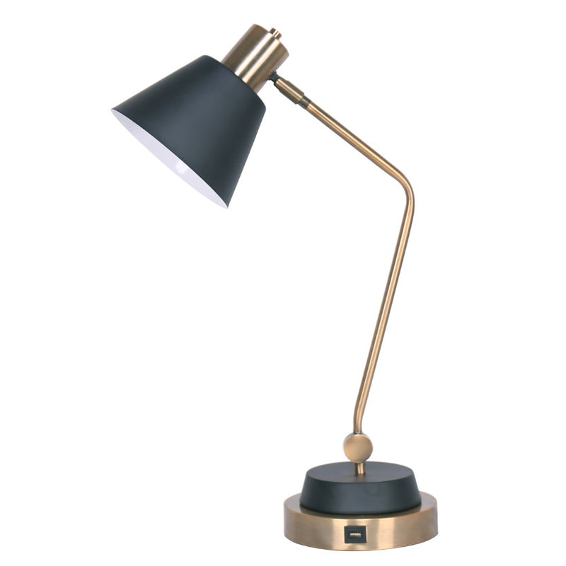 Trinity Black Desk Lamp