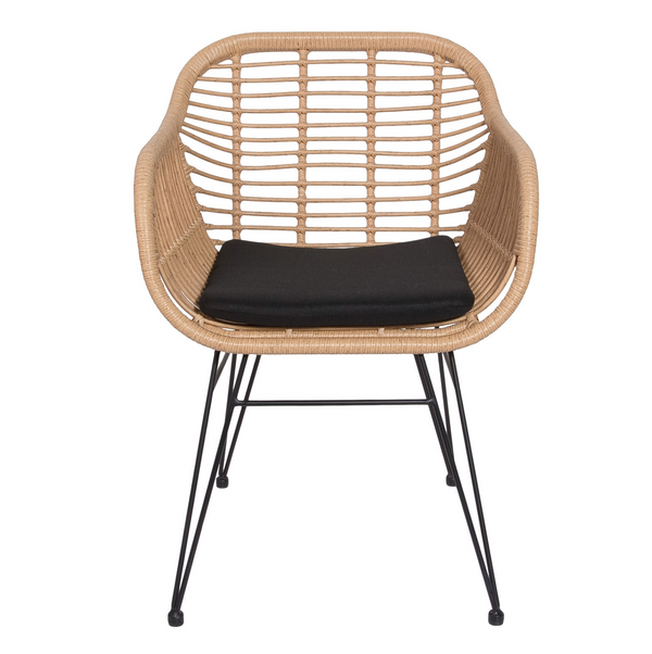 Cally Outdoor Armchair