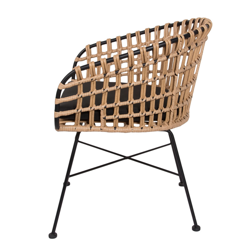Cally Outdoor Accent Chair