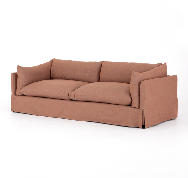 Haven Sofa - Rust
