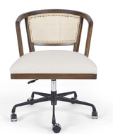 Gladstone Desk Chair - Vintage Sienna