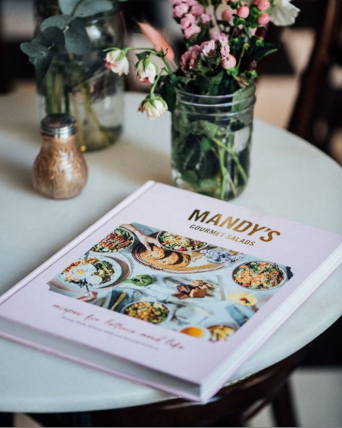 Mandy's Gourmet Salads Book