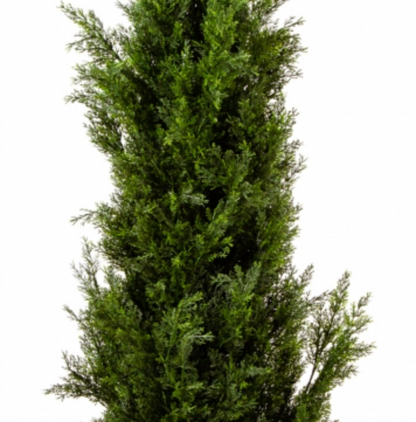 7' Mini Faux Cedar Pine Tree