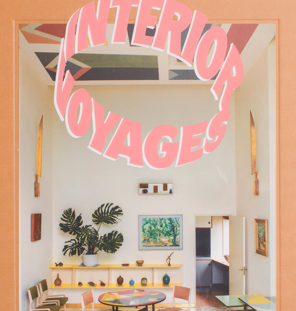 Interior Voyages Book