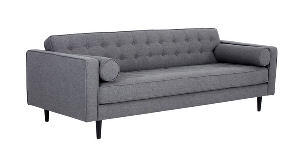 Maisy Sofa Dark Grey