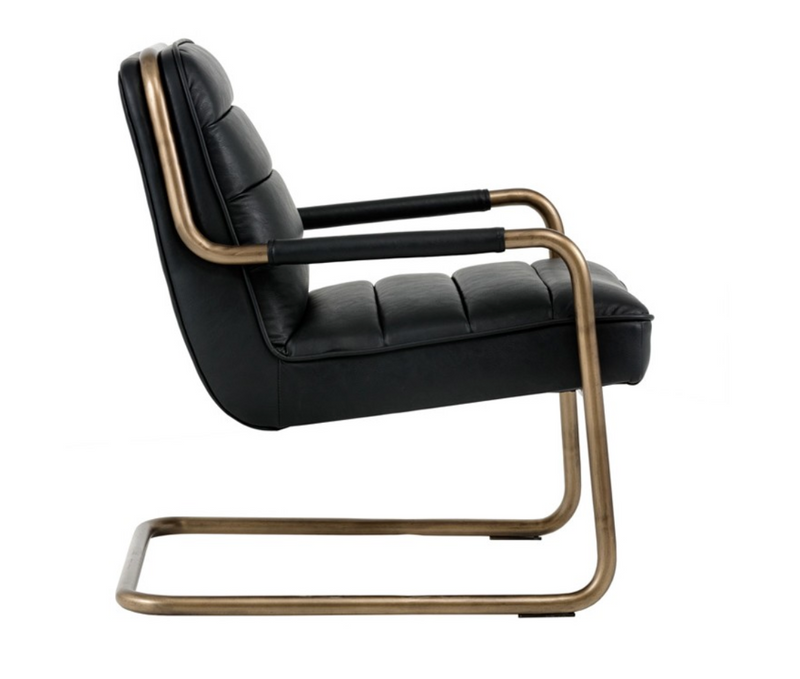 Lane Armchair - Vintage Black