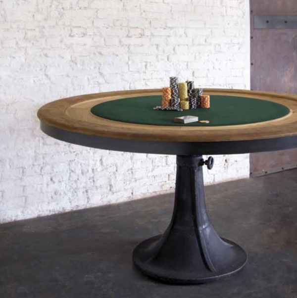 Bullet Poker Table