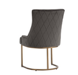 Simmons Grey Dining Chair