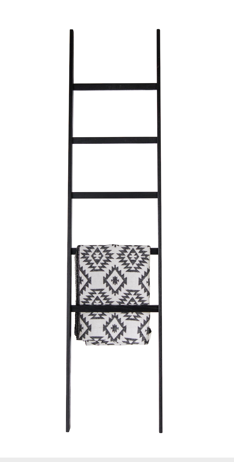Blanket Ladder - Black