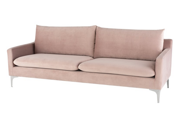 Andie Sofa Blush