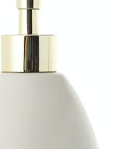 Ombre Stoneware Soap Dispenser