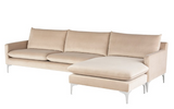 Andie Sectional - Nude