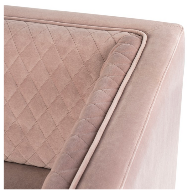 Adriana Sofa Blush