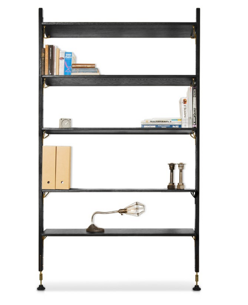 Theo Wall Unit IV - Black