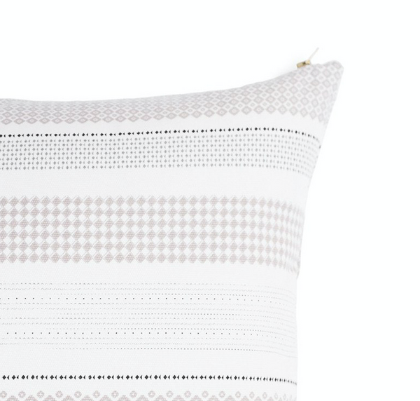 Misfit Stripe Pillow