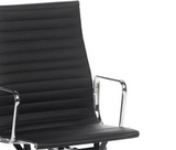 Richard Black Office Chair