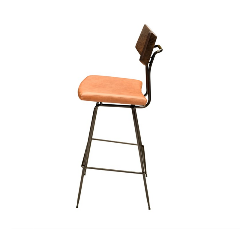 Soli Bar Stool Caramel