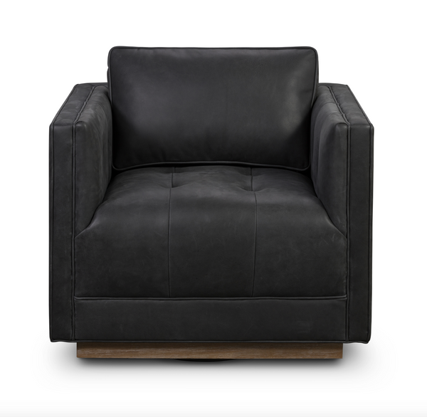 Era Swivel Chair - Black