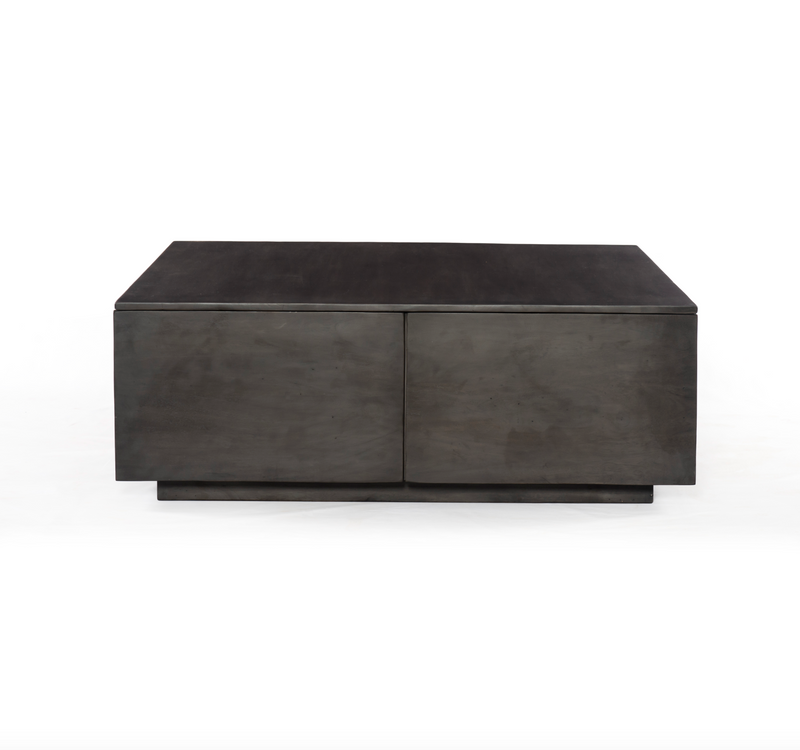 Cadun Coffee Table - Coal