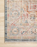 Claire Blue/Multi Rug