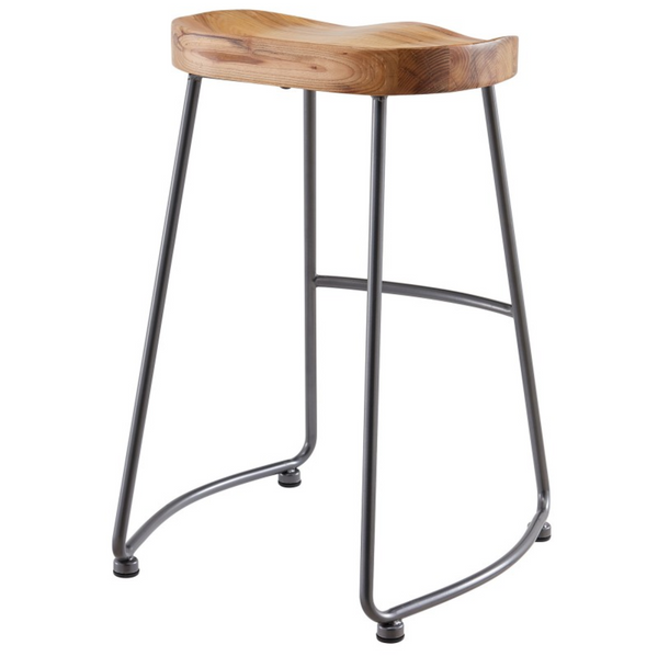 Mocha Counter Stool