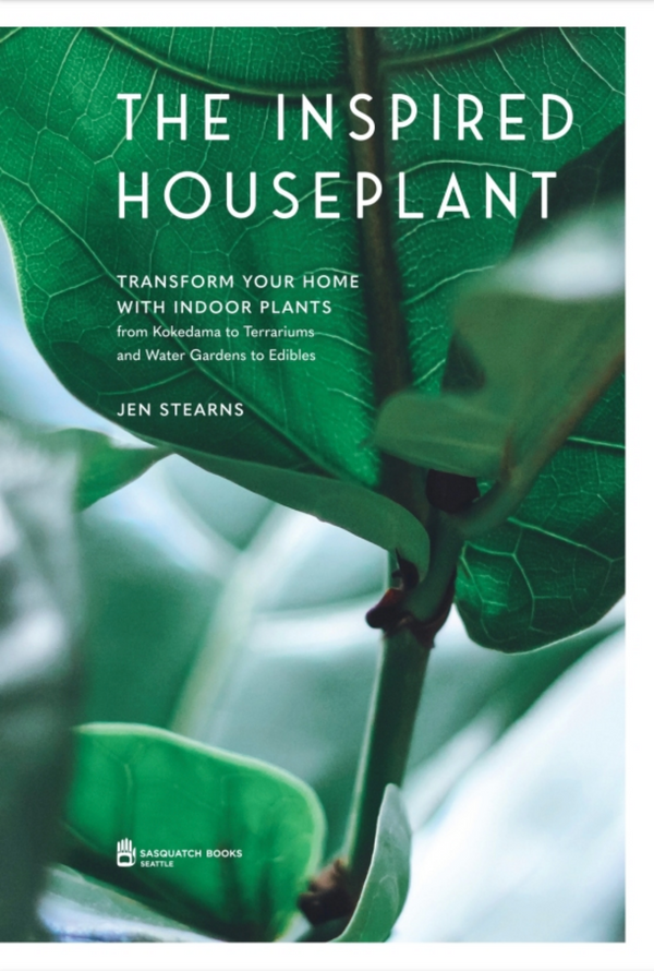 The Inspired Houseplant Book