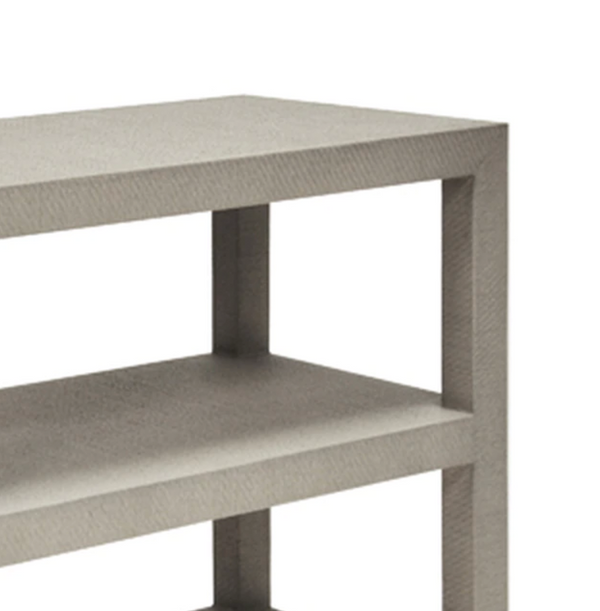 Rayna Side Table - Grey